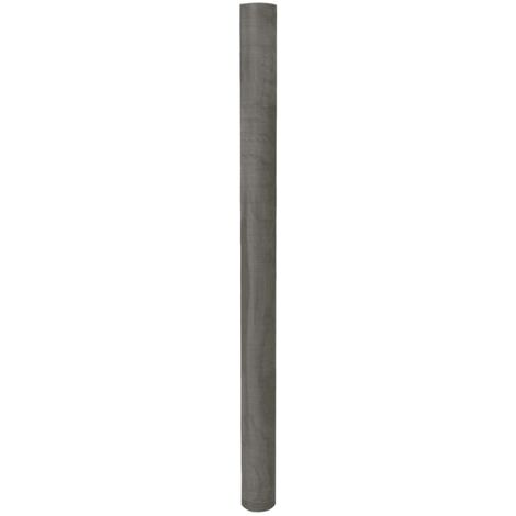 Mesh Screen Stainless Steel 100x1000 cm Silver - Silver