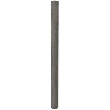 Mesh Screen Stainless Steel 100x500 cm Silver - Silver