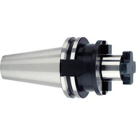 Messerkopf-Aufnahmedorn, DIN 69871, Form AD/B, SK40, Ø-27 mm