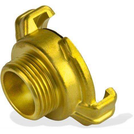 """Messing Reparaturkupplung 1//2/"""" 13mm Schlauchflicker Reparator Schlauchverbinder"""