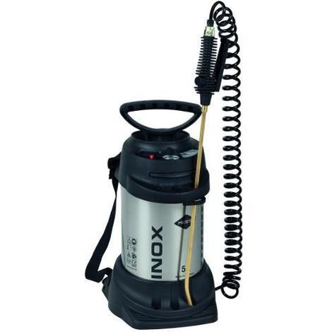MESTO 3595 Hochdrucksprühgerät Inox 5 Ltr.