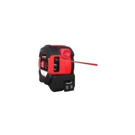 mesure combinee ruban 5 m / laser 40 m longueur 5 m (ruban) / 40 m (laser)largeur 19 mm