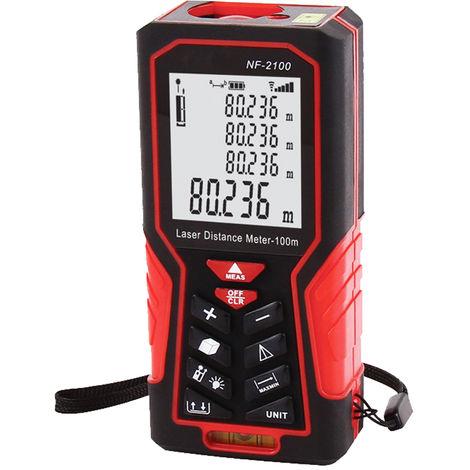 Mesure De Distance Laser Nf-2100, 328Ft 100M