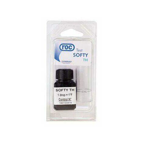 Mesure de dureté TH (°F) pour le réglage des adoucisseurs (réactif liquide)
