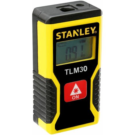 Mesure Laser - TLM30 - Pocket - 9 m - STANLEY, STHT9-77425