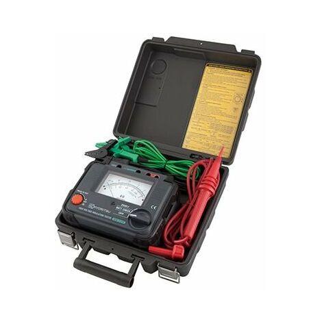 Mesureur d'isolement analogique 250/500/1000/2500V