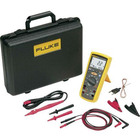 Mesureur disolement Fluke 1587T 2517605 50 V, 100 V 100 MΩ 1 pc(s)