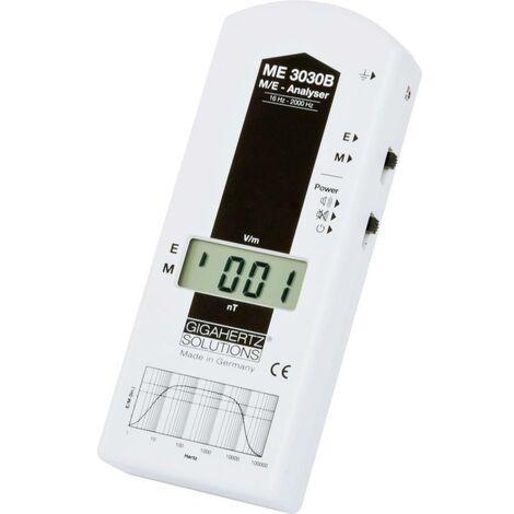 Mesureur dondes électromagnétiques BF Gigahertz Solutions ME 3030B 130-544 Etalonnage dusine (sans certificat) 1 pc(s)