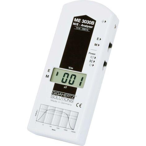 Mesureur d'ondes électromagnétiques BF Gigahertz Solutions ME 3030B 130-544 Etalonnage d'usine (sans certificat) 1 pc(s) Q77286