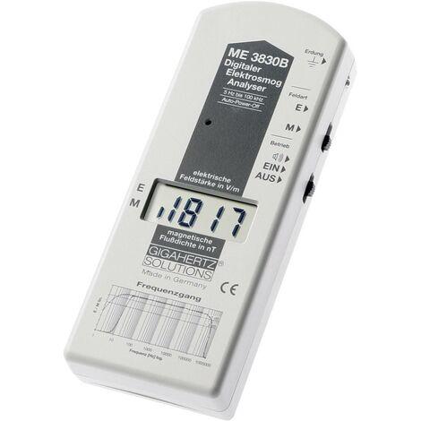 Mesureur d'ondes électromagnétiques BF Gigahertz Solutions ME 3830B 130-551 Etalonnage d'usine (sans certificat) 1 pc(s) Q77280