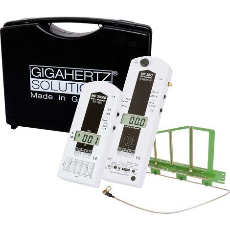 Mesureur d\'ondes électromagnétiques HF Gigahertz Solutions MK20 930-014 Etalonnage d\'usine (sans certificat) 1 set Q77309