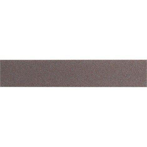 Metabo 3 bandes abrasives en tissu 2240 x 20 mm K 80 (0909030528)