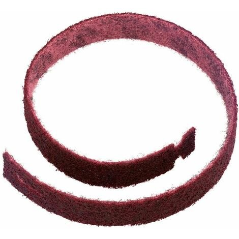 Metabo 3 bandes de fibre 30x660 mm, fines, avec fermeture à boutonnière, pour SE 12-115 - 623538000