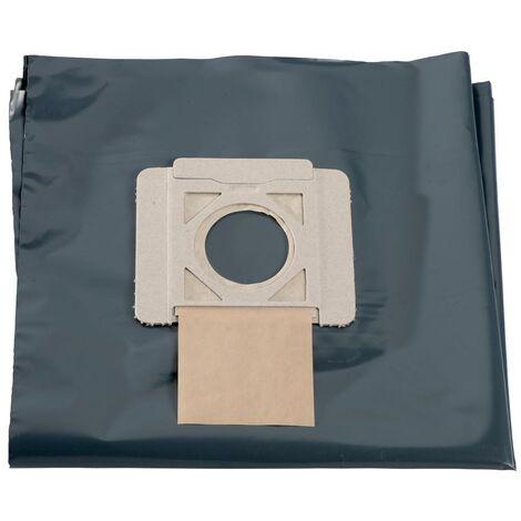 Metabo 5 sac pour déchets en PE -25-30 l, pour ASA 25 L PC et ASA 30 L PC Inox - 630298000