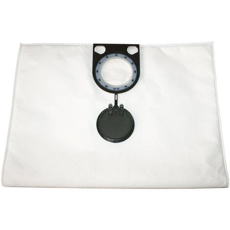 Metabo 5 sacs filtrants en non tisse pour les aspirateurs Metabo avec reservoir 25/35 l (630343000)