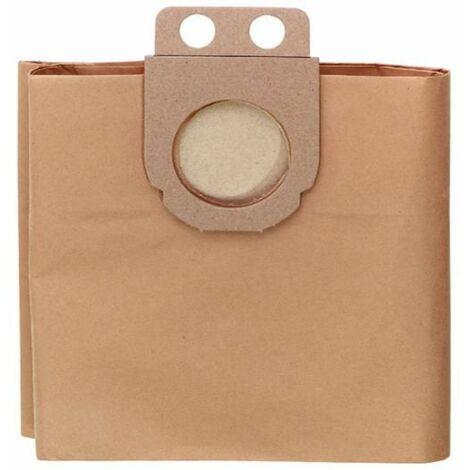 Metabo 5 Sacs filtrants en papier 50 l (631936000)