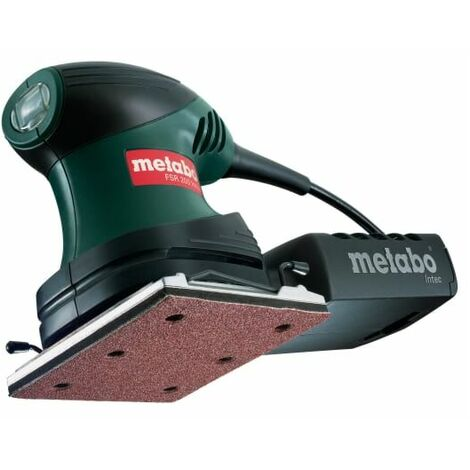 Metabo 600066500 FSR-200 1/4 Sheet Palm Sander 200 Watt 240 Volt