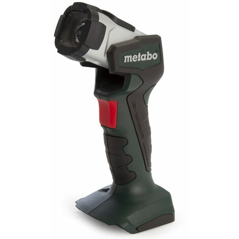 Metabo 600368000 14.4-18V Cordless Torch Body Only in Card Box
