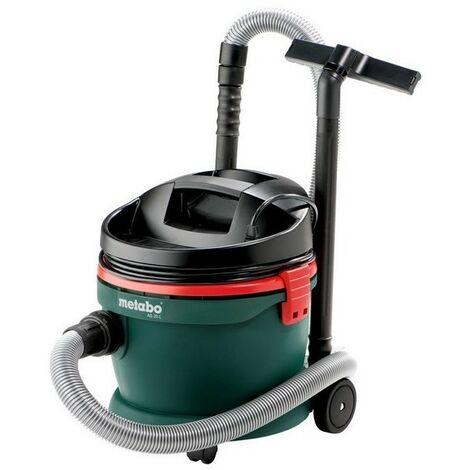 Metabo 602012000 Aspirador para seco y húmedo AS 20 L 1200W Depósito 20 litros