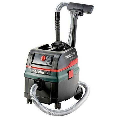 Metabo 602024000 Aspirador para seco y húmedo ASR 25 L SC 1400W Depósito 25 litros