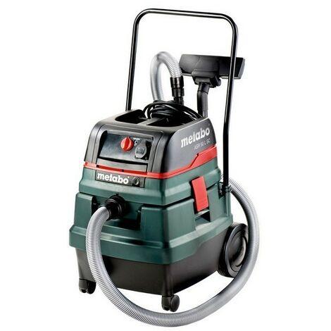 Metabo 602034000 Aspirador para seco y húmedo ASR 50 L SC 1400W Depósito 50 litros