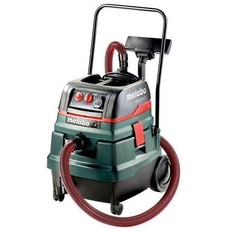 Metabo 602045000 Aspirador para seco y húmedo ASR 50 M SC 1400W Depósito 50 litros