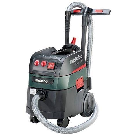 Metabo 602057000 Aspirador para seco y húmedo ASR 35 L ACP 1400W Depósito 35 litros