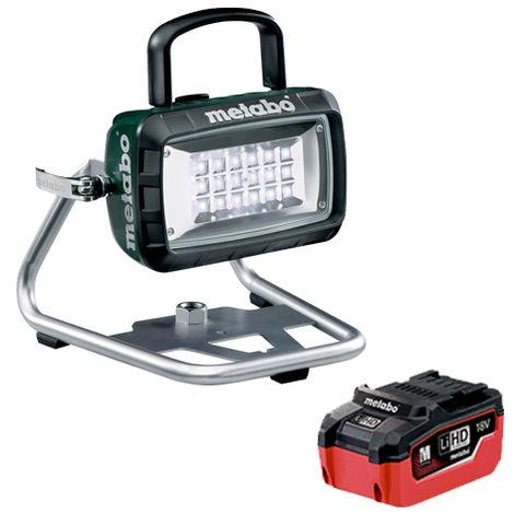 Metabo 602111850 14.4-18V LED Cordless Site Light Body & 5.5Ah Battery