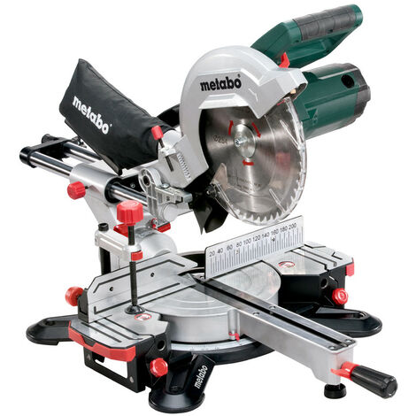 """main image of """"Metabo 602540000 KGS 254 M Scie a onglets"""""""