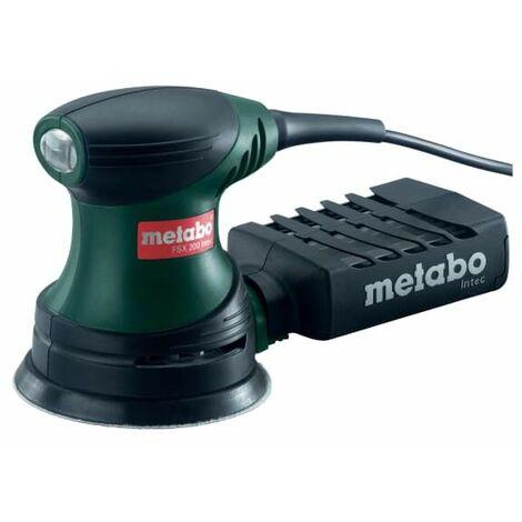 "main image of ""Metabo 609225590 FSX-200 Intec Palm Disc Sander 125mm 240W 240V"""