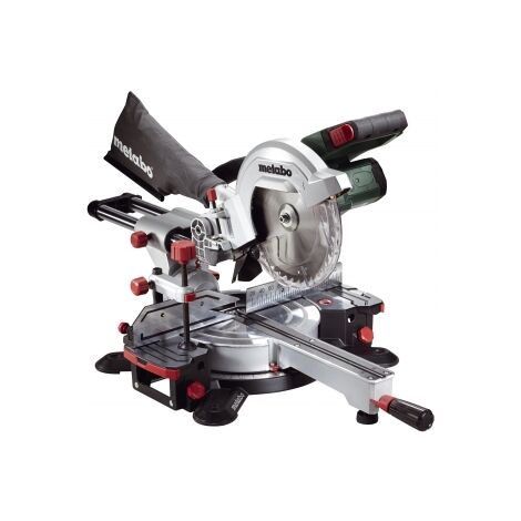 """main image of """"Metabo 619001850 KGS 18 LTX 216 Sliding Mitre Saw, Body Only"""""""