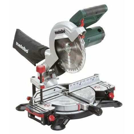Metabo 619216000 KS 216 216mm Mitre Saw Lasercut 1350W 240V