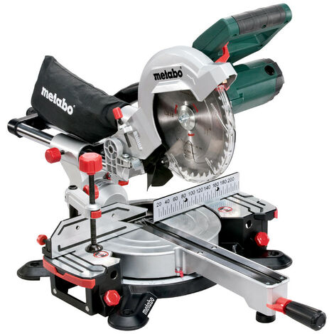 """main image of """"Metabo 619260000 KGS 216 M Scie a onglet radiale"""""""