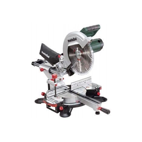 """main image of """"Metabo 619305380 KGS 305 M 240V 12"""" single bevel sliding mitre saw"""""""