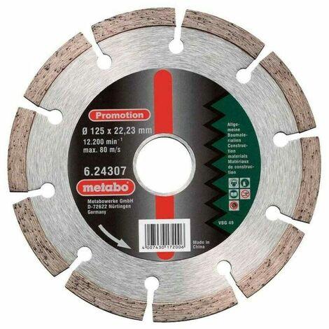 "main image of ""Metabo 6.24306 Diamond Cutting Disc 115 x 22.23mm"""