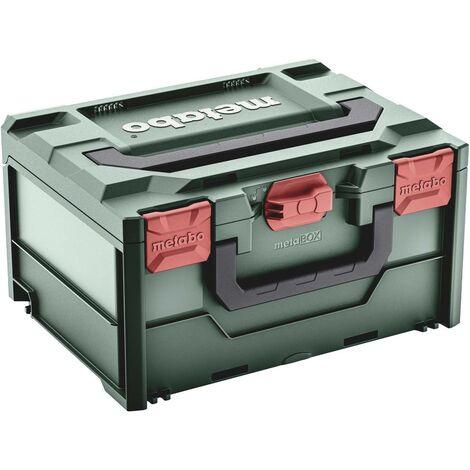 """main image of """"Metabo 626887000 Mallette pour matériels électroportatifs ABS (L x l x H) 396 x 296 x 215 mm"""""""
