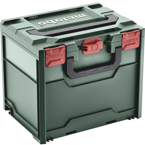 """main image of """"Metabo 626888000 Mallette pour matériels électroportatifs ABS (L x l x H) 396 x 340 x 296 mm"""""""
