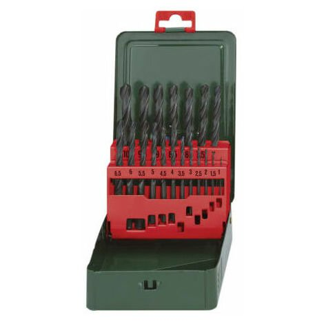 Metabo 627151000 HSS-R Drill Bit Set of 19 1-10mm