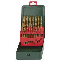 Metabo 627156000 HSS-Tin Drill Bit Set 19 Piece
