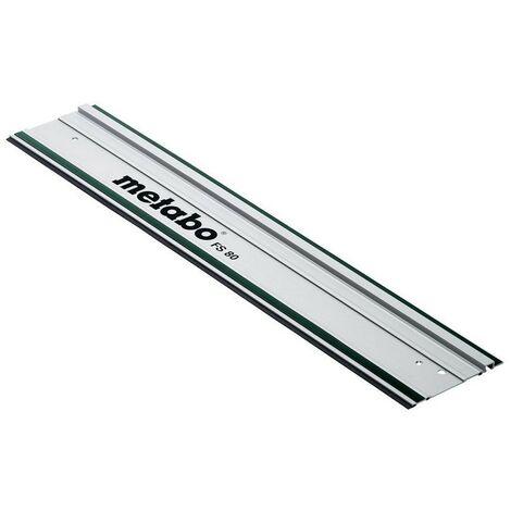 Metabo 629010000 Carril guía FS 80 Longitud 80 cm