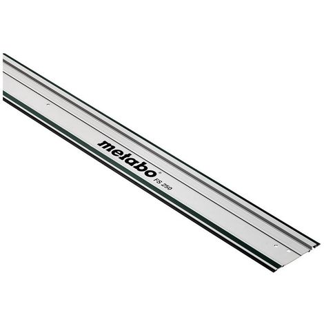 Metabo 629013000 Carril guía FS 250 Longitud 250 cm