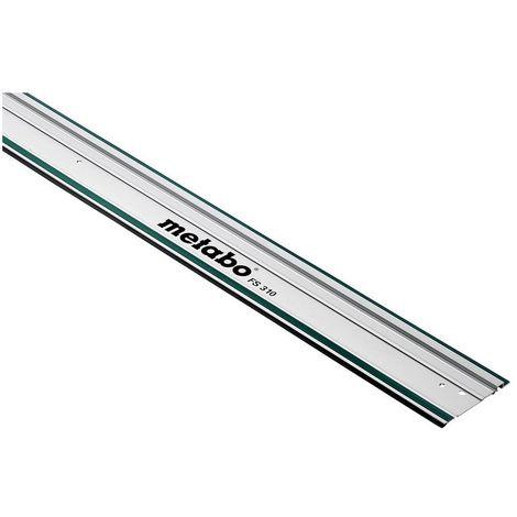 Metabo 629014000 Carril guía FS 310 Longitud 310 cm