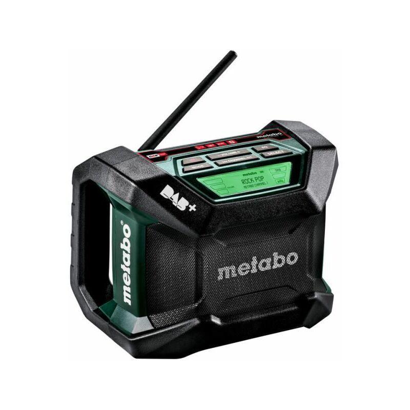 Metabo Akku Baustellenradio R 12-18 DAB BT ohne Akku