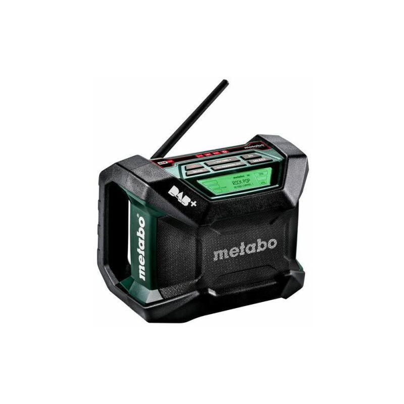 METABO Akku-Baustellenradio R 12-18 DAB BT 600778850 Karton