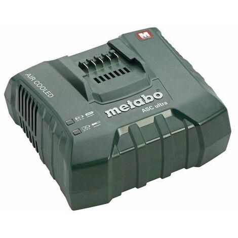 Metabo ASC Ultra Chargeur rapide de batteries 14.4V - 36V Li-Ion - Air Cooled
