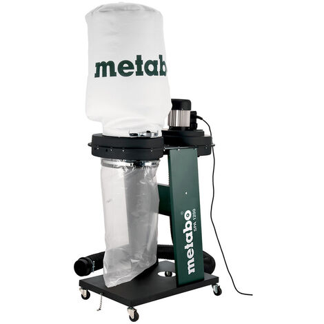 Metabo Aspirateur à sciures SPA 1200, carton - 601205000