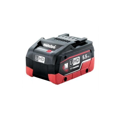 """main image of """"Metabo 18V LiHD 5.5Ah Battery"""""""