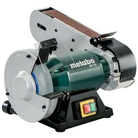 Metabo BS 175 Lijadora de mesa y molinillo - 500W - 175 x 32 x 25mm