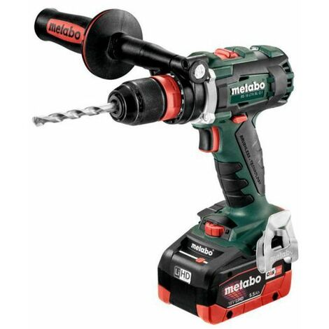 Metabo BS 18 LTX BL Q I (602351660) PERCEUSE-VISSEUSE SANS FIL