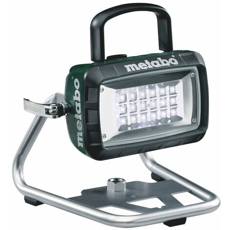 Metabo BSA 14.4-18 LED Lampe de chantier 18V Li-Ion (machine seule)